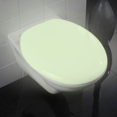 Awesome Wenko Glow In The Dark Soft Close Toilet Seat At Victorian Caraccident5 Cool Chair Designs And Ideas Caraccident5Info