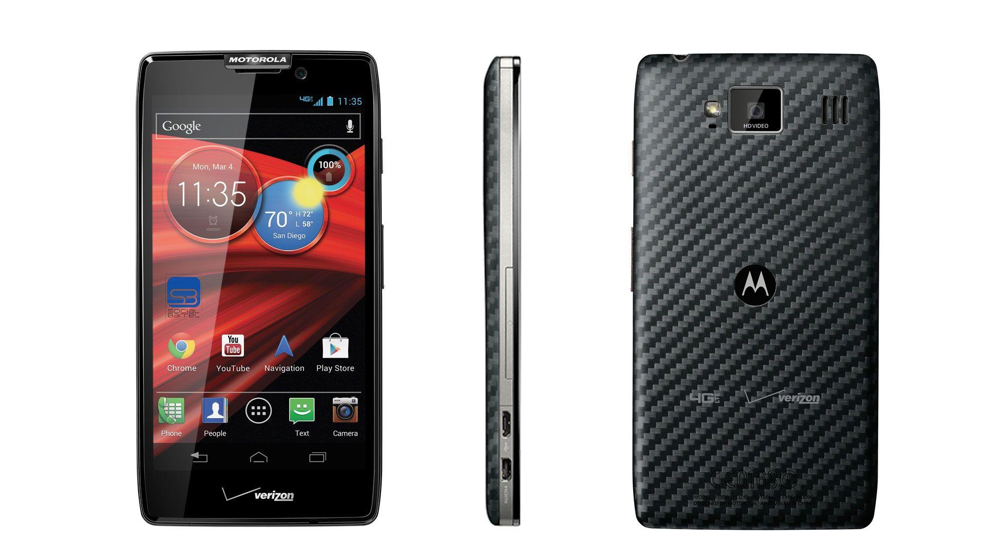 Motorola RAZR HD Best android phone, Motorola, Android phone