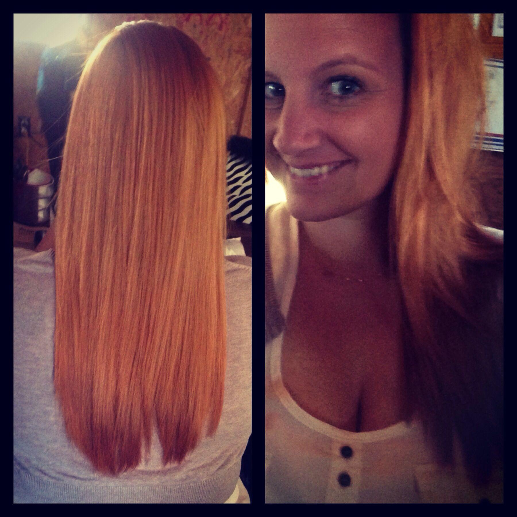 Lush Henna On Bleach Blonde Hair Caca Maroon Hair I Love Hair