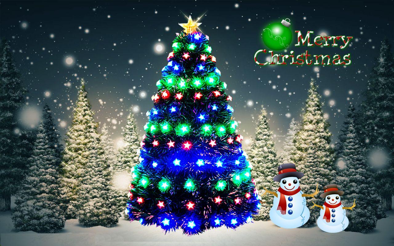 Happy merry Christmas HD Wallpaper Christmas Pinterest