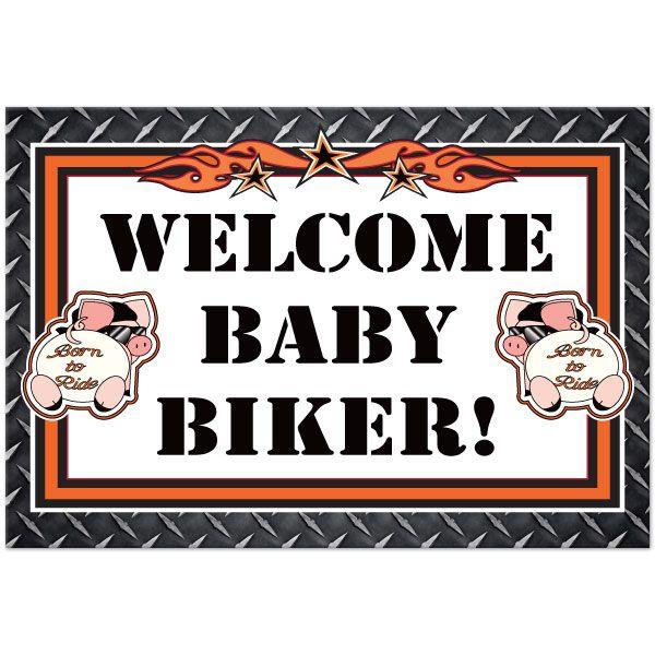 Beautiful Harley Davidson Baby Shower   Google Search