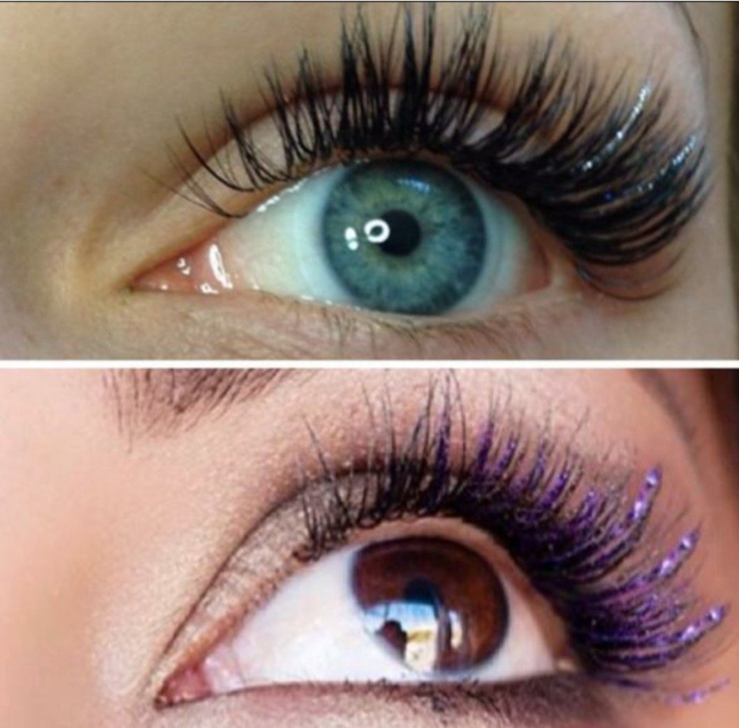 Pin by feefee love on those eyes glitter mascara
