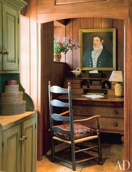 Richardson Brognard Okie Designed These Storied Buildings On A Pennsylvania Farm Decor Home Decor Colonial Decor