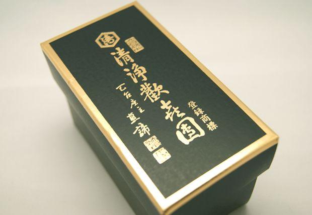 清浄歓喜団 亀屋清永 - コトログ京都