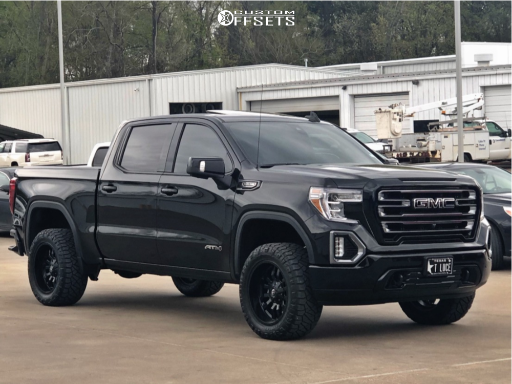 2019 Gmc Sierra Elevation Leveling Kit Feels Free To Follow Us In
