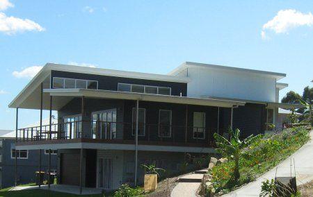 Tweed Coast Design And Drafting Service A Quality Design And Plan Drafting Service For Houses And Resident Beach House Floor Plans House Design Hillside House
