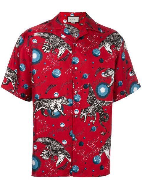 bcf85fcc GUCCI . #gucci #cloth #shirt | Gucci Men in 2019 | Gucci shirts men ...