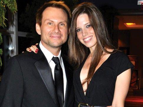 Christian slater dating 2010