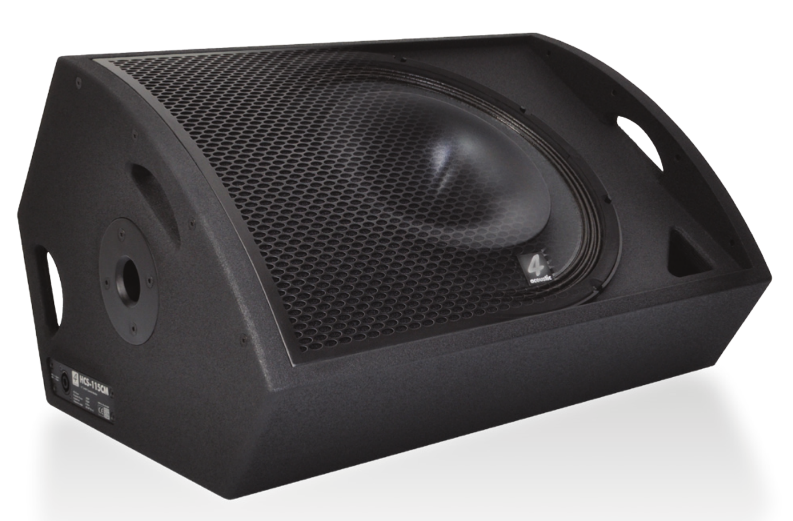 12 Source Point Coaxial Monitor Speaker Box Design Audio System Monitor