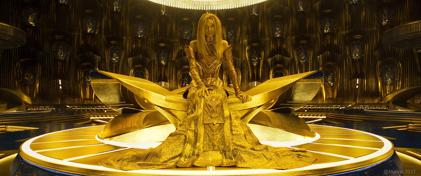 Elizabeth Debicki In Guardians Of The Galaxy Vol 2 2017 Guardians Of The Galaxy Guardians Of The Galaxy Vol 2 Galaxy