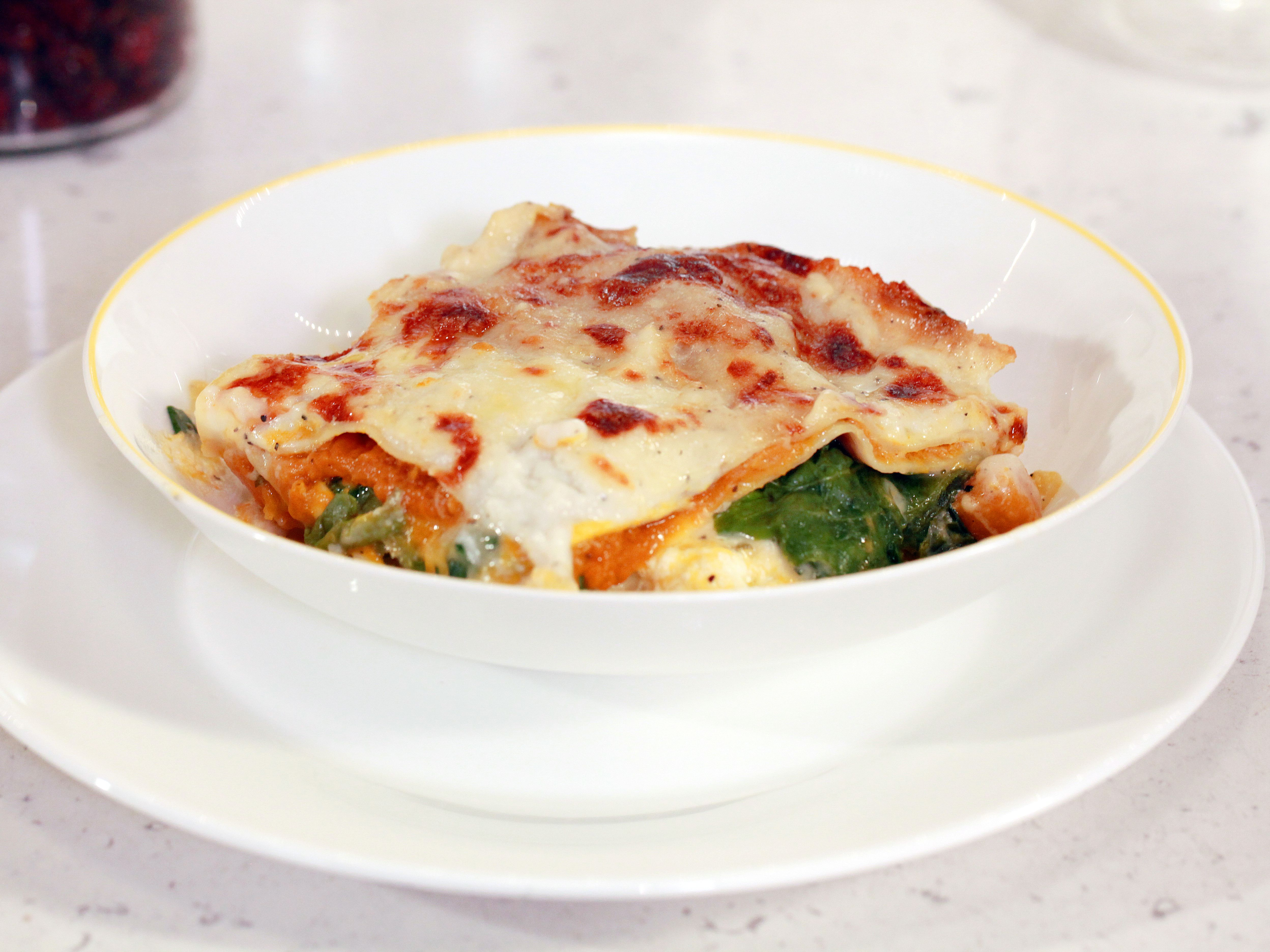 Pumpkin lovers lasagna recipes cooking channel lovers rachel pumpkin lovers lasagna lasagna recipescooking forumfinder Image collections