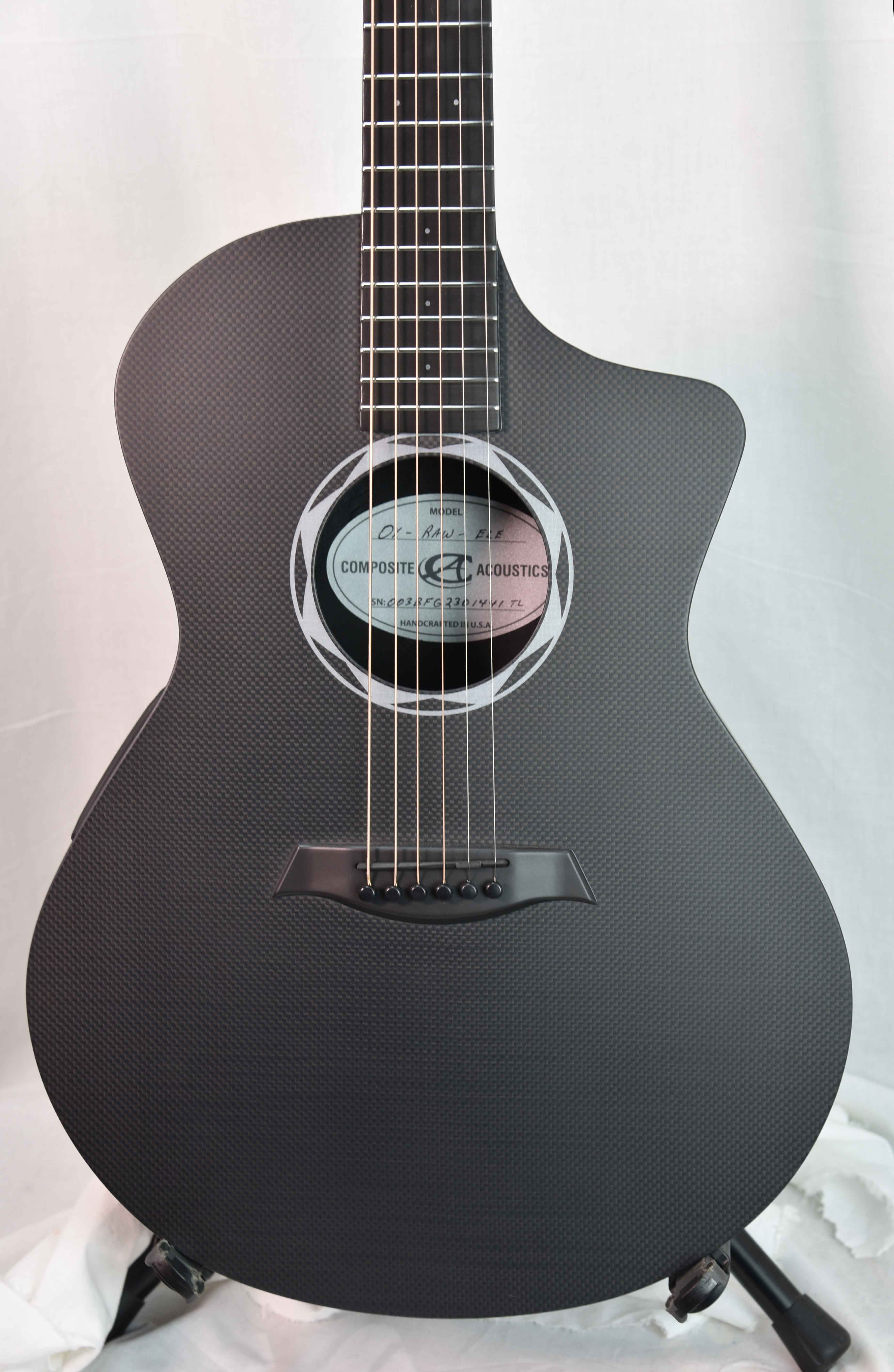 Composite Acoustics Ox Carbon W Raw Finish Westwood Music Tradition Since 1947 Guitar Inlay Acoustic Guitar Black Acoustic Guitar