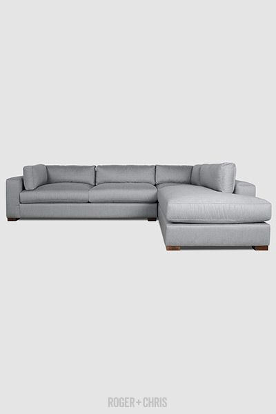 stain proof sofa fabric moderne sofas fur kleine raume chad sectional in action stone 216 prospect modern grey