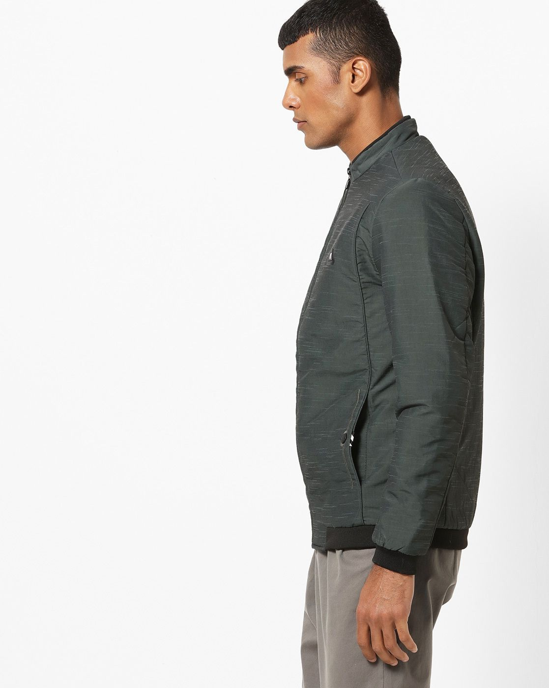 d9fe4ccd9 Buy Olive Green Jackets & Coats for Men by Fort Collins Online ...
