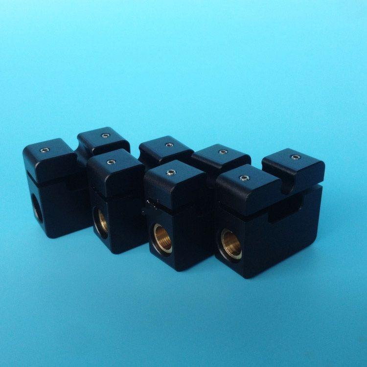 $37.58 (Buy here: https://alitems.com/g/1e8d114494ebda23ff8b16525dc3e8/?i=5&ulp=https%3A%2F%2Fwww.aliexpress.com%2Fitem%2F3D-printer-Ultimaker2-UM2-aluminum-alloy-slider-black-cross-slide%2F32728768617.html ) 3D printer Ultimaker2 UM2 aluminum alloy slider black cross slide for just $37.58