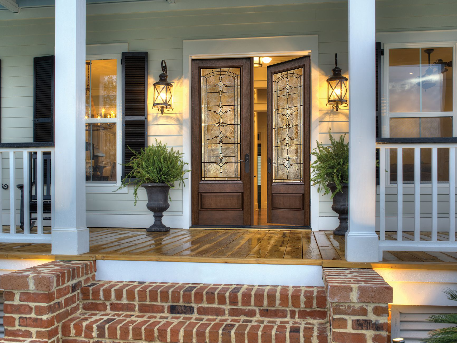 ThermaTru Doors Entry Patio u Light Commercial Doors Commercial
