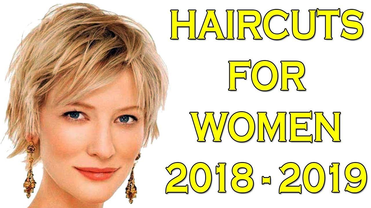 Short Hairstyles For Fall Winter 2018 Haircuts For Women 2018