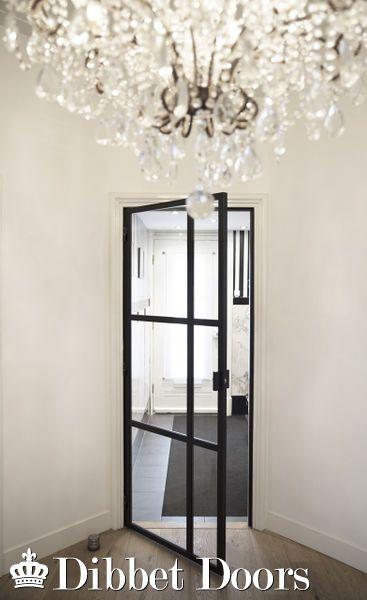 Dibbet Doors – Exclusive steel doors in Amsterdam