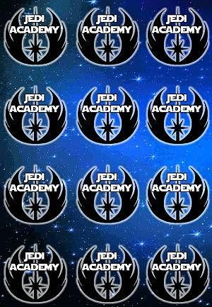 How To Run A Star Wars Jedi Academy Party Ideas Star wars jedi