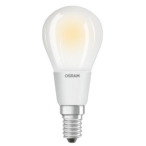5w E14 Dimmable Led Golf Ball Light Bulb Frosted Osram Light Bulb Candle Led Light Bulb Dimmable Led Lights