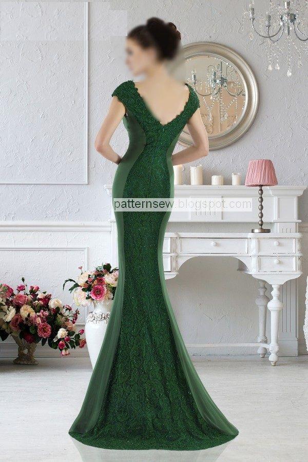 باترون خياطة باترون قنادر الدار باترون قنادر عراس وباترون ملابس تقليدية Gowns Of Elegance Evening Dresses Designer Evening Dresses