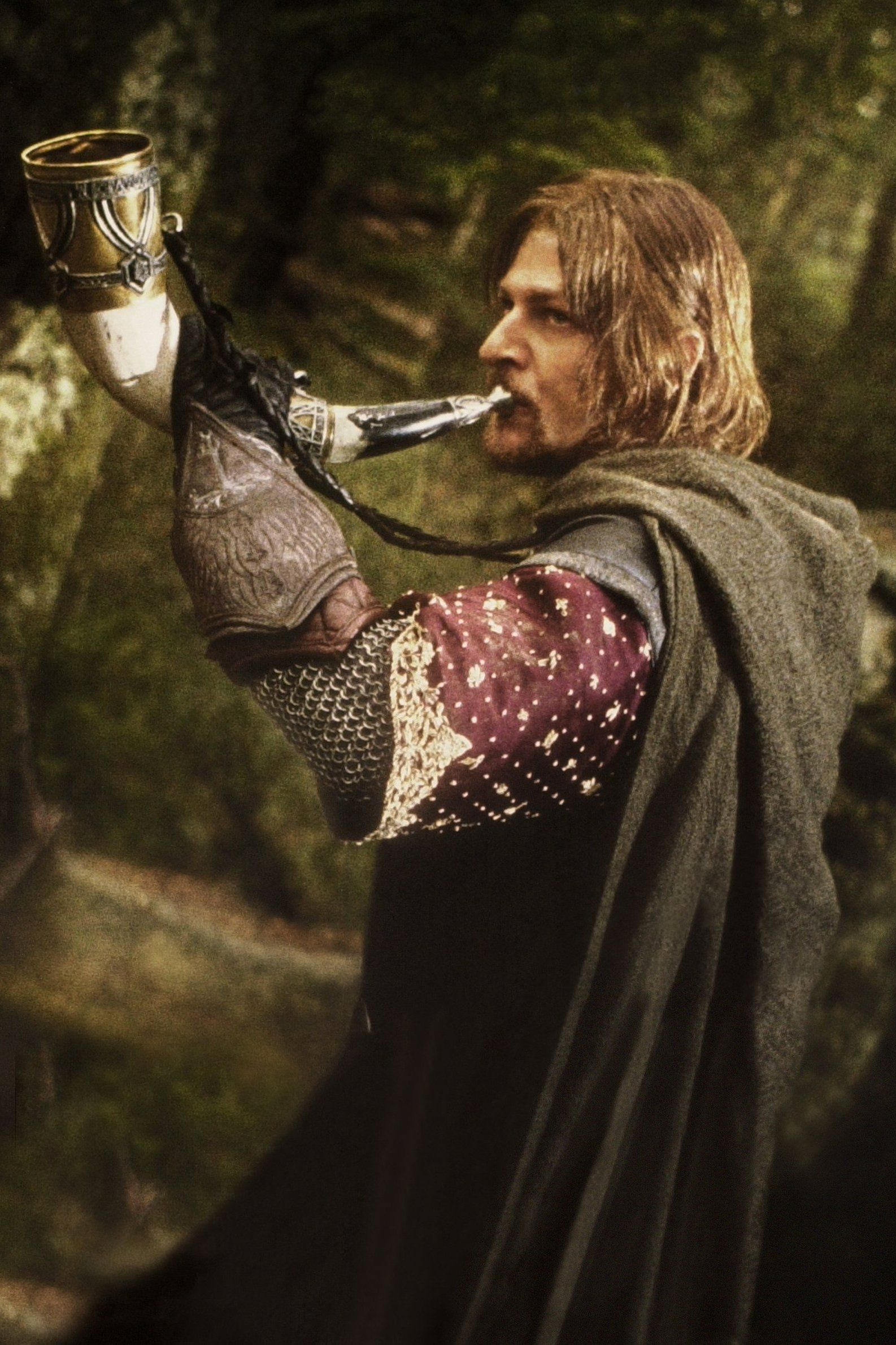 Boromir | The Lord of the Rings: The Fellowship of the Ring This pic