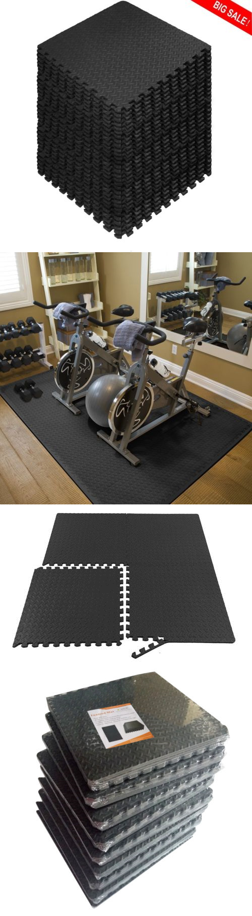 Exercise mats 44079 lot54 eva foam floor mat interlocking exercise exercise mats 44079 lot54 eva foam floor mat interlocking exercise gym puzzle tiles 216sq ft dailygadgetfo Gallery