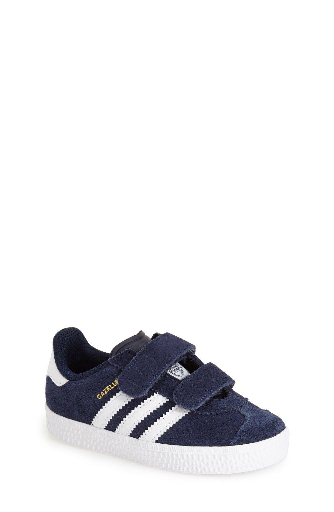 adidas 'Gazelle' Sneaker (Baby, Walker & Toddler) | my boys