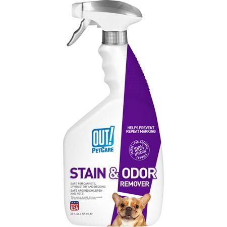 Out! Stain & Odor Remover, 32 fl oz