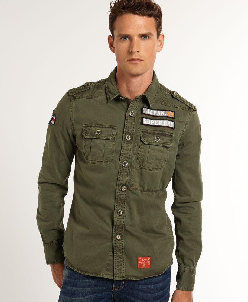 ad63e0eb4f Mens - Delta Shirt in Congo Green