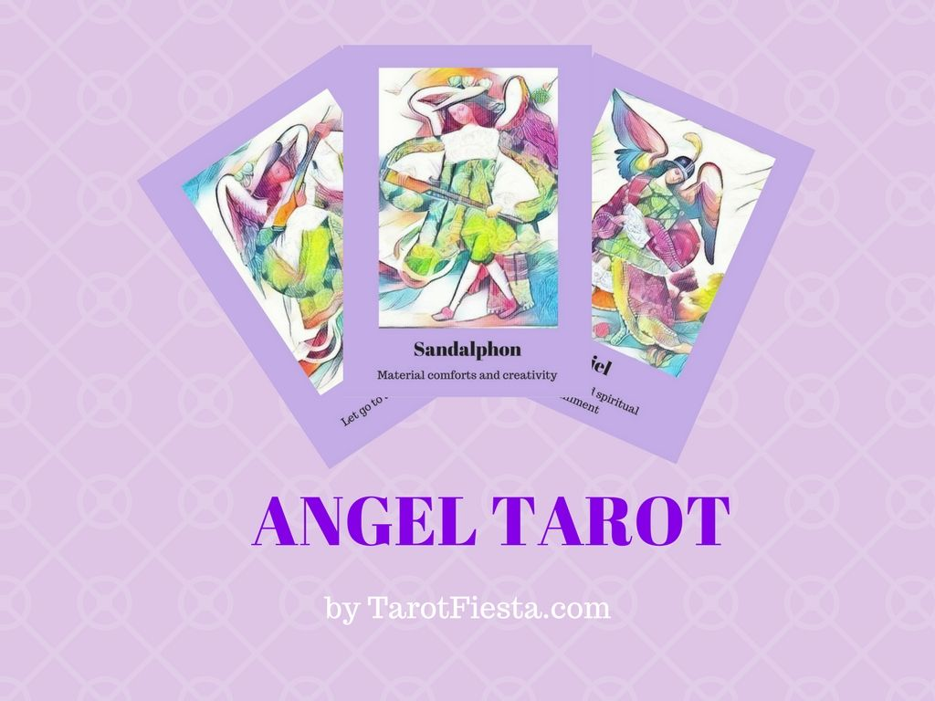 image relating to Printable Oracle Cards titled Printable Angel Tarot Deck Oracle Playing cards Tarot decks, Tarot