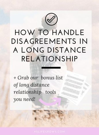 how to handle disagreements in a relationship