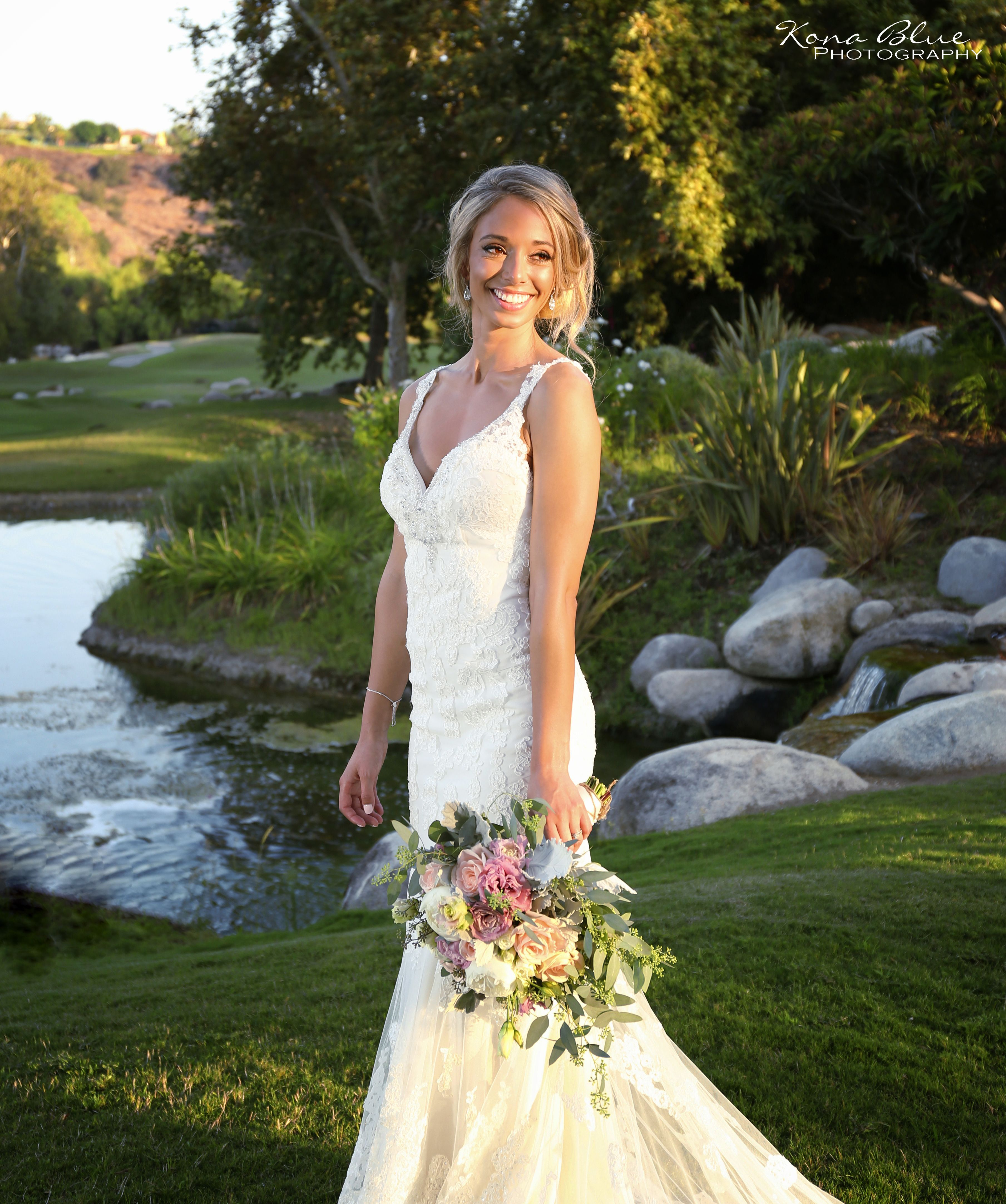 Golf Course Wedding Ideas: A Beautiful Wedding At Coyote Hills Golf Course