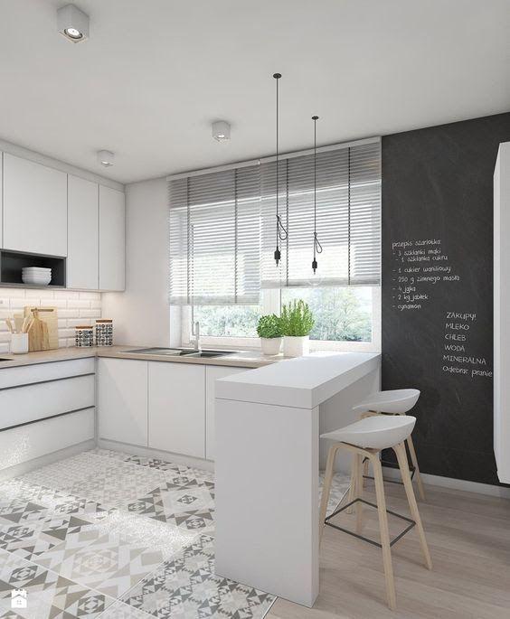 Cocinas pequeñas modernas 2018 | Kitchens, Ideas para and Interiors