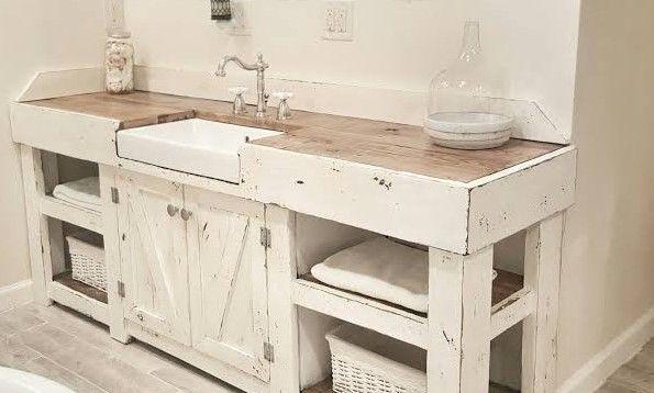 Farm Sink Bathroom Vanity Bathroom Vanity Farmhouse Sink Bathroom Vanity Bathroom Sink Vanity