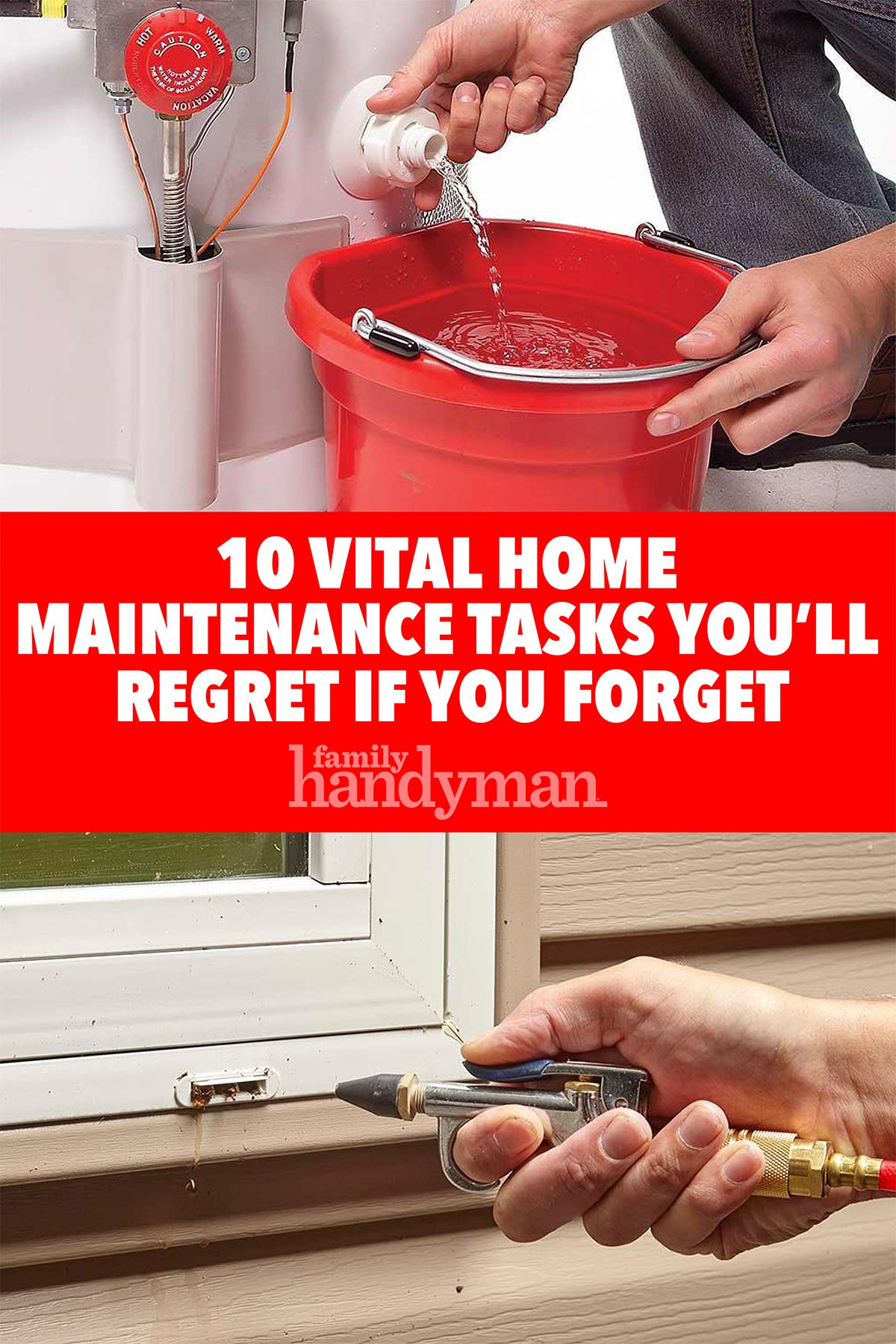Photo of 10 Vital Home Maintenance Tasks You'll Regret If You Forget
