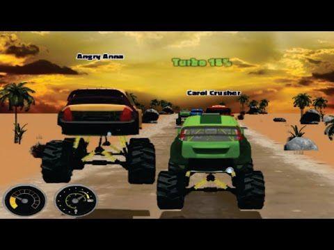Monster Truck Racing In Uk And South Africa Monster Trucks For Kids Games Video For Children