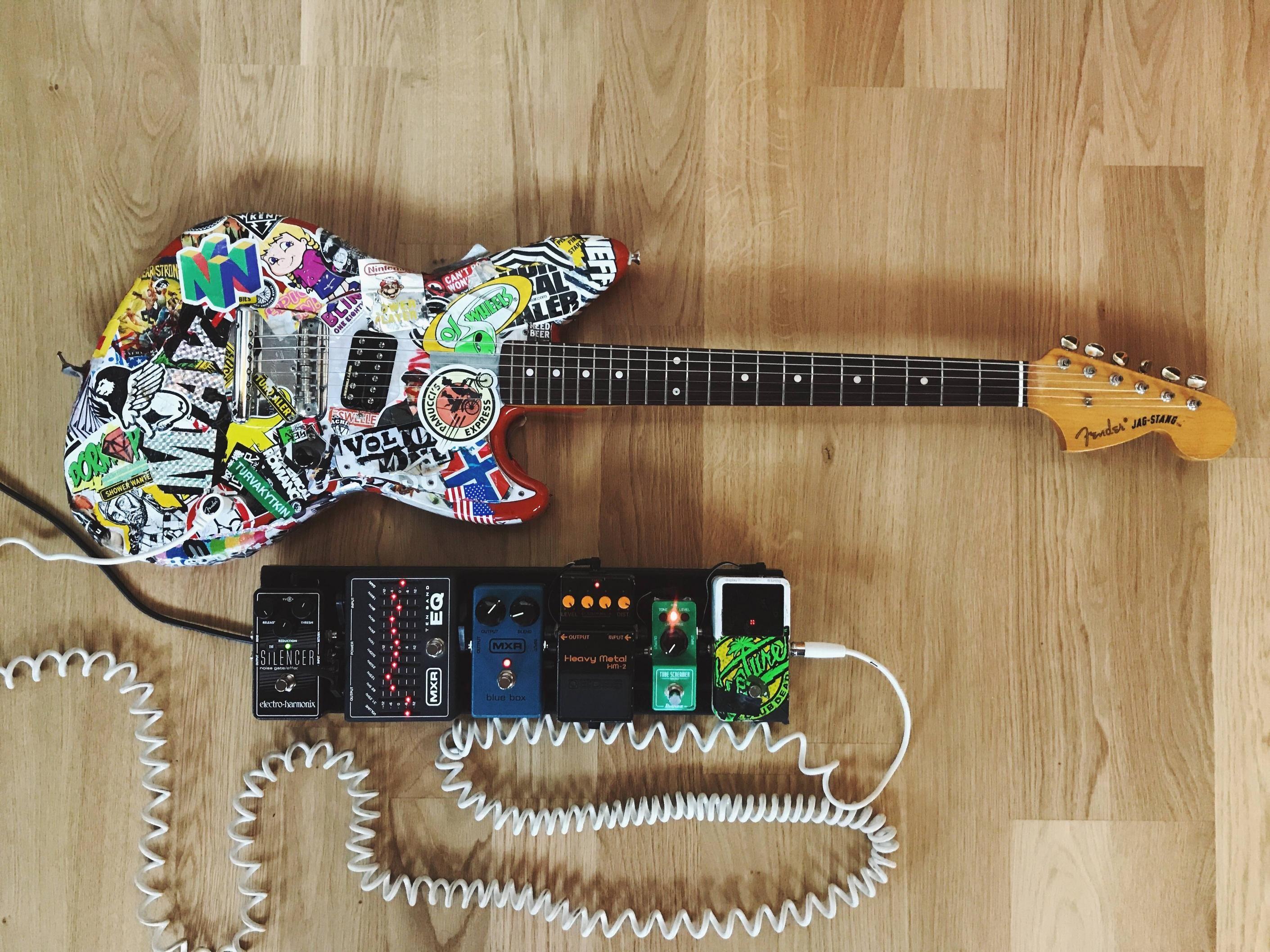 Top Scoring Links Guitarpedals Guitar Rig Guitar Pedals Stratocaster Guitar
