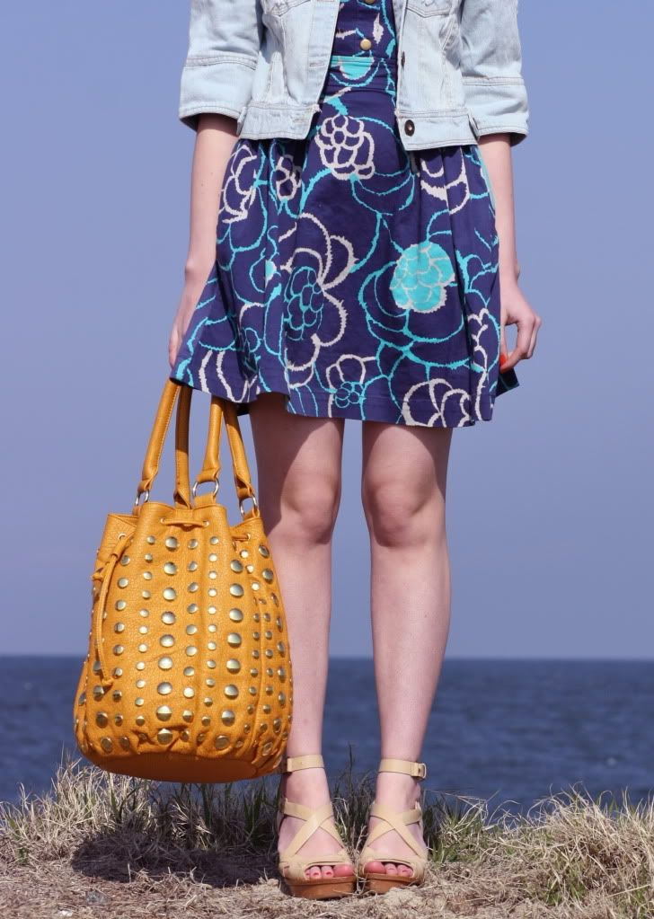 the shoes, the bag, the dress...