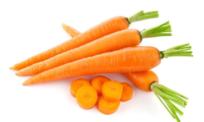 Zanahoria para la caida del cabello