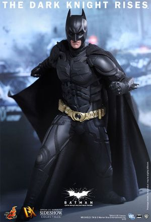 Dark Knight Rises Figure Might Be The Most Realistic Toy Ever Made