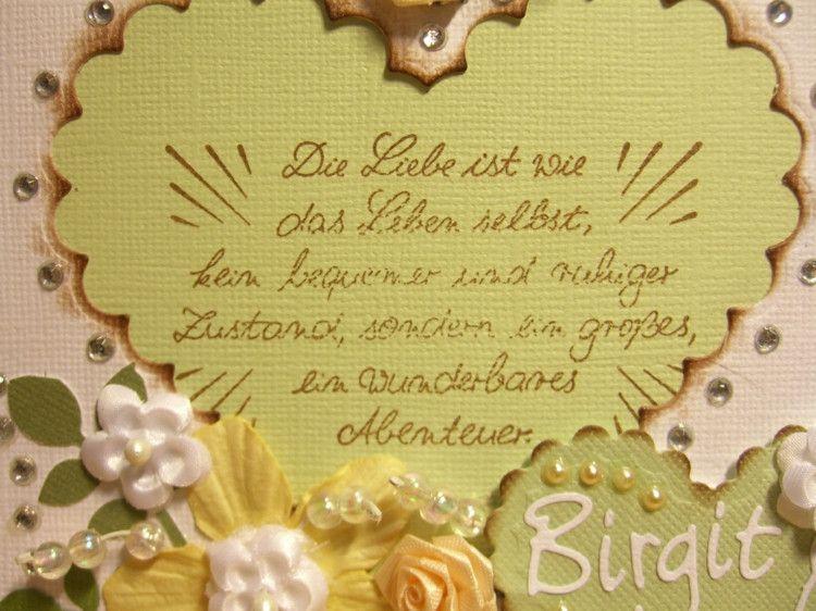 Zur hochzeit bayrisch spruch Glueckwuensche Hochzeit