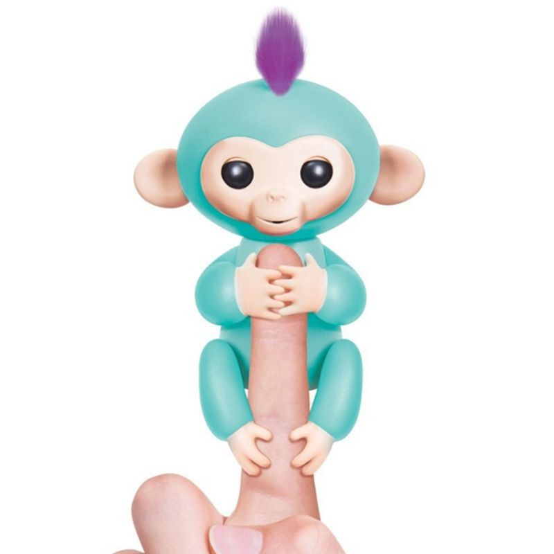 Fingerlings Unicorn 6 Colors Monkeys Fingerlings Monkey