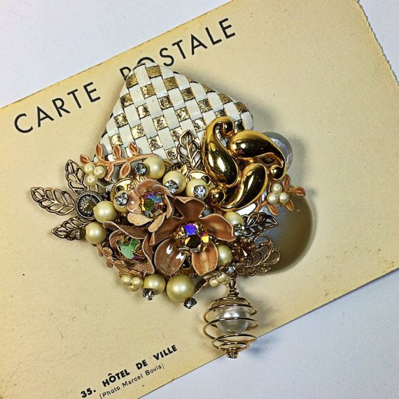 Pin On *Upcycled/Recyled Jewelry