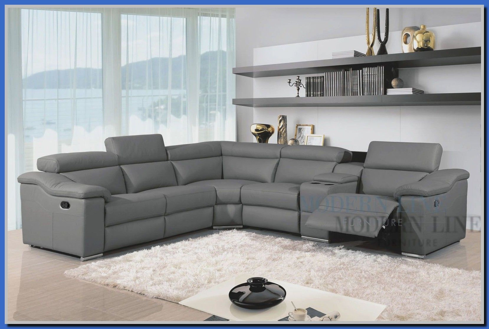 54 Reference Of Modern Sectional Couch With Recliners In 2020 Sectional Sofa With Recliner Grey Sectional Sofa Leather Sectional Sofas