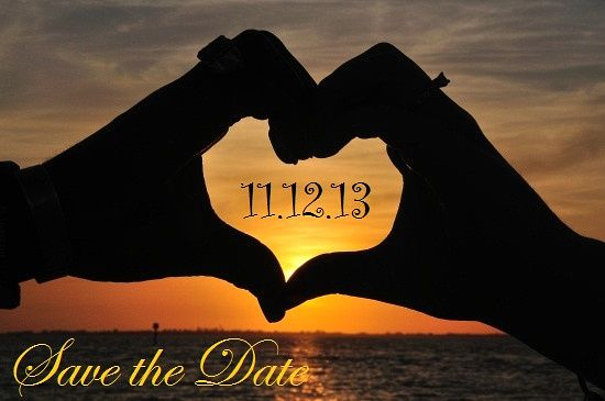 Save The Date ~ Engagement Announcements