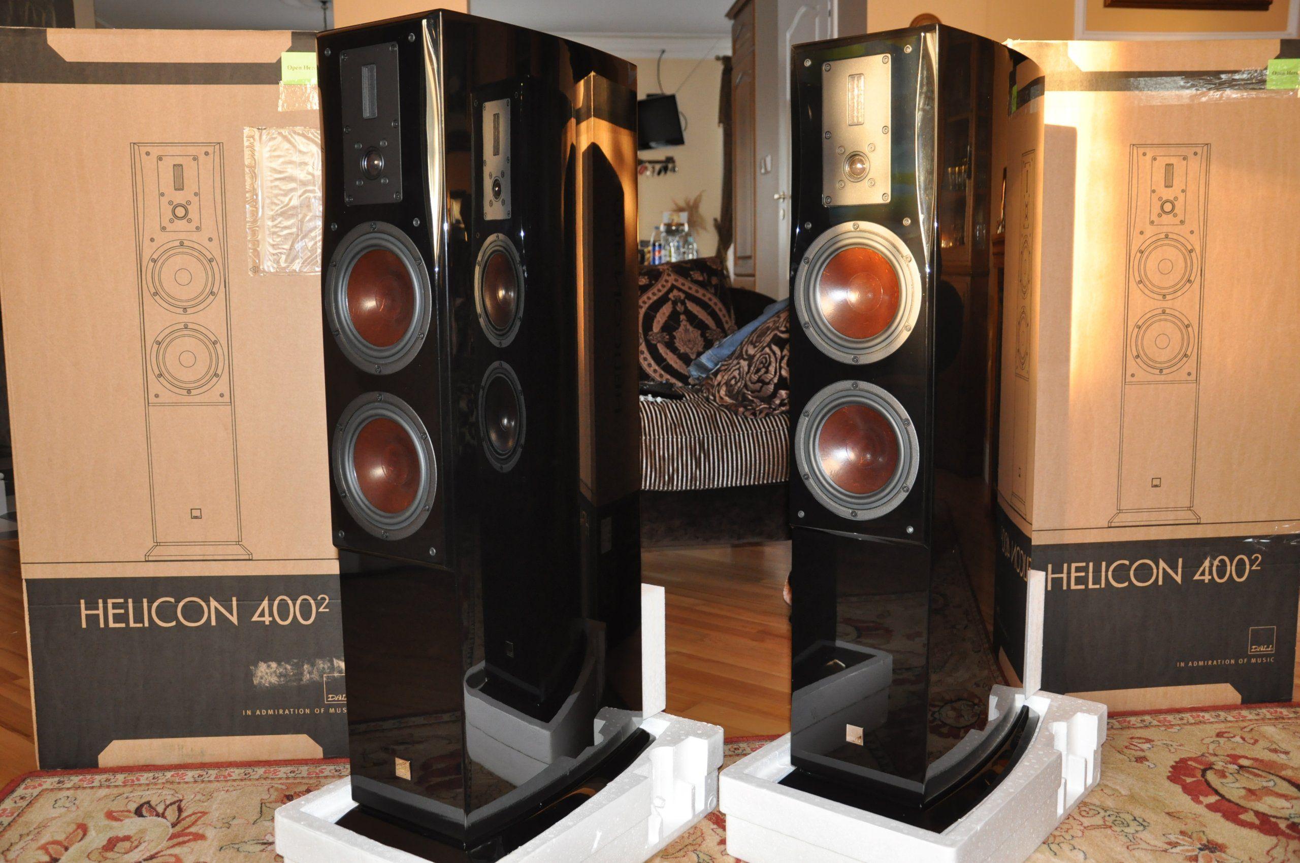 Dali Helicon 400 Mkii Nowe Fa Vat Cena Za Pare 6665888173 Oficjalne Archiwum Allegro Dali Audio System System