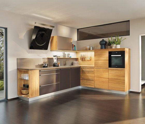 Helles Licht zum Arbeiten und stimmungsvolles Licht zum Genießen - küche l form