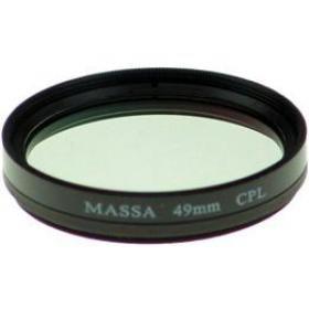 New MASSA CPL Circular Polarizer Lens Filter 49mm