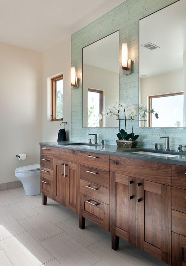 Nice Bathroom Design For Small Space: Master Bathroom Vanity